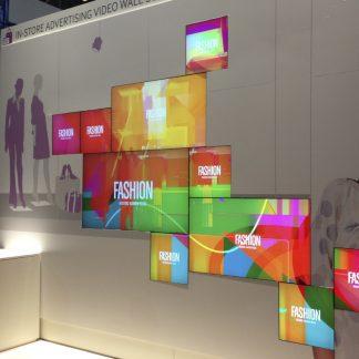 Информационные LCD дисплеи