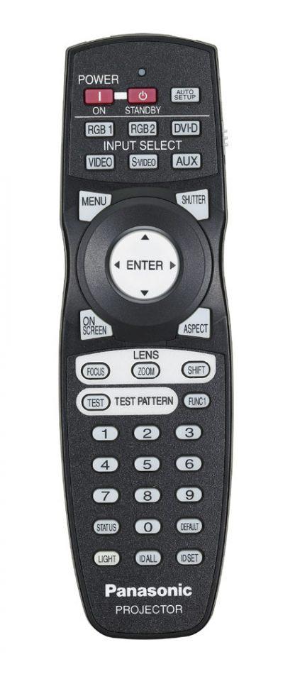ДУ пульт для видеопроектора Panasonic PT-DW10000E