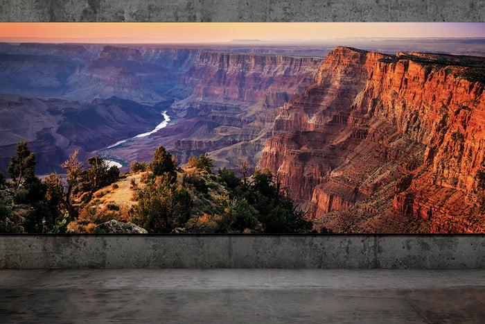 Светодиодный телевизор Samsung 8K