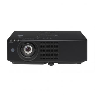 Лазерный проектор Panasonic черного цвета