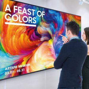Информационно-рекламные экраны