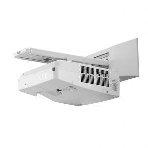 Ультракороткофокусный проектор NEC UM301W